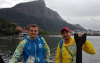 Олимпиада-2016: украинские каноисты Янчук и Мищук завоевали бронзу