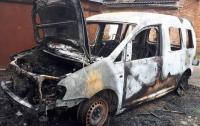 Автомобили депутатов часто горят в Коломые