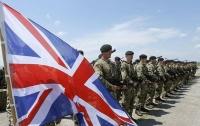 Британия введет войска в Бахрейн