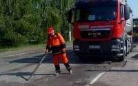Украинская группа компаний RDS отремонтирует дорогу на юге Одесской области