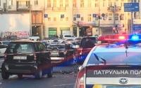 Взрыв в центре Киева: стало известно о жертвах