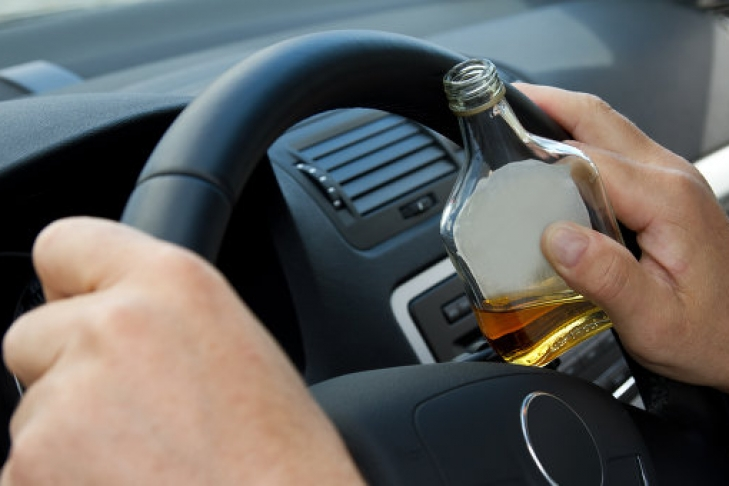ВУкраинском государстве хотят поднять штрафы запьяное вождение до40 тыс.