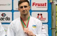 Украинцы завоевали три медали на Континентальном Кубке по дзюдо