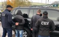 СБУ задержала на взятке двоих пограничников в Черновцах