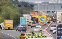 Жуткое ДТП в Великобритании: пострадали более 40 человек