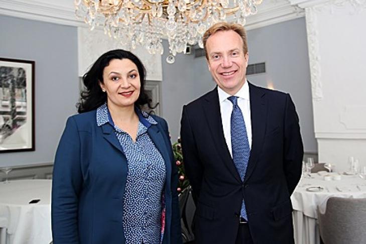 Норвегия выделит Украине $25 млн. финансовой помощи