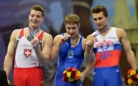 Украинец завоевал  «золото» на чемпионате Европы
