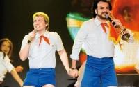 Киркоров и Басков открыли детский фестиваль «Новая волна» в Крыму