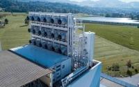 В Швейцарии построили завод для добычи углерода из атмосферы