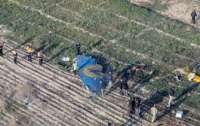 Украина не знает имена тех, кто сбил самолет МАУ