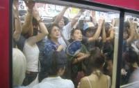 Как бороться со стрессом от общественного транспорта