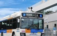 В Японии запустили автобусы без водителей
