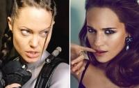 Анджелина Джоли сводила детей на новую