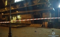 Стрельба из гранатомета в Киеве: новые подробности