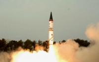 В Индии испытали ракету с ядерной боеголовкой