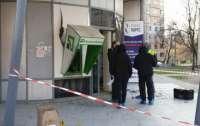 В Харькове подорвали банкомат