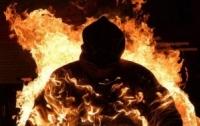 Житель Ривненщины совершил самосожжение