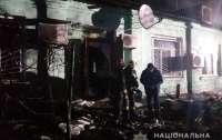 Четыре человека погибли при пожаре в психоневрологическом интернате на Луганщине