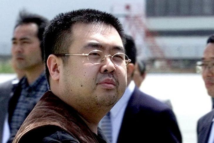 Брат Ким Чен Ына нес ссобой антидот отубившего его яда