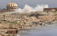 SANA: коалиция применила запрещенные боеприпасы в Дейр эз-Зоре