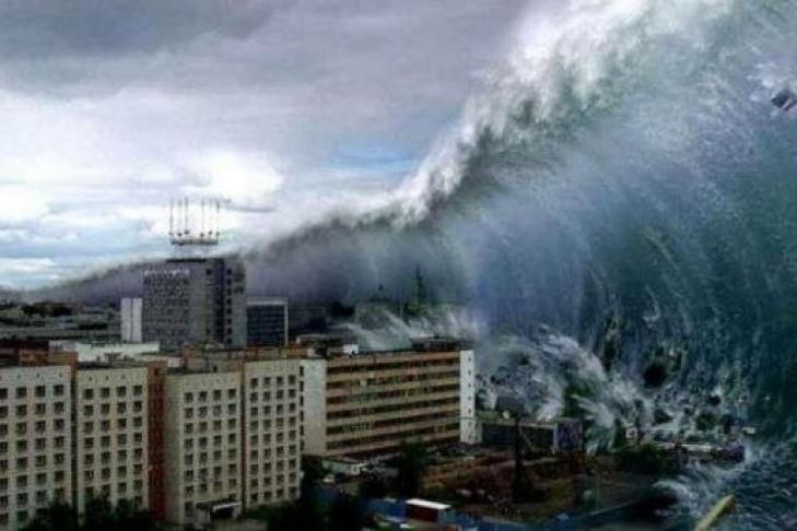 Специалисты NASA раскрыли дату глобального потопа наЗемле