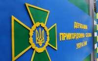 Украинские пограничники усилили контроль на границе с Беларусью