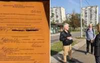 Поліція затримала руйнівника агітпалаток в Києві
