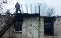 Под Киевом шестеро детей едва не сгорели из-за пьяных взрослых