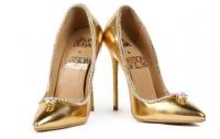 $17 миллионов: самую дорогую пару обуви покажут в Дубае