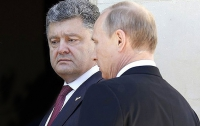 Путин обсудил c Лукашенко встречу с Порошенко