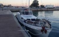 Украинскую яхту с около 60 нелегалами задержали в Средиземном море