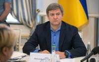 Данилюк заявил, что Украина просто так не оставит смерть своих бойцов