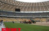 К Европейскому футбольному первенству «Олимпийский» подготовят 1300 стюардов (ДОКУМЕНТ)