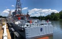 Переданные ВМС Украины катера типа Island завершают испытания в США