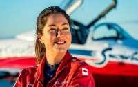 При крушении самолета ВВС Канады погиб один человек