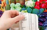Цены на продукты в Украине значительно выросли