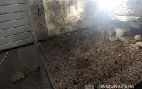 Во дворе предпринимателя в Ровно произошел взрыв