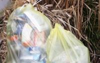 Под Киевом нашли свалку медицинских отходов