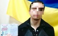 Он был стрелком-зенитчиком: в Одессе задержала боевика