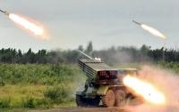 Боевики обстреляли Широкино с применением