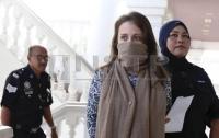 Украинку приговорили к пожизненному заключению в Малайзии