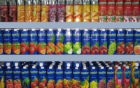 В Украине стали производить меньше соков