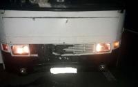 Автобус с пассажирами, следовавший на Киев, насмерть сбил человека