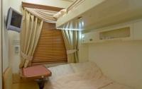 Из Киева в Ужгород запустят VIP-вагон с сауной, кухней и спальной зоной (ФОТО)