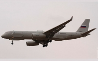 Российский самолет-разведчик мониторит Одессу