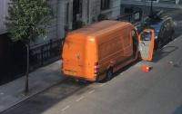 В Лондоне подорвали авто возле офиса корпорации ВВС (видео)
