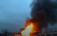 На Днепропетровщине горел городок для переселенцев, погиб ребенок