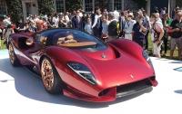 Суперкар возрожденной марки De Tomaso дебютировал в Британии