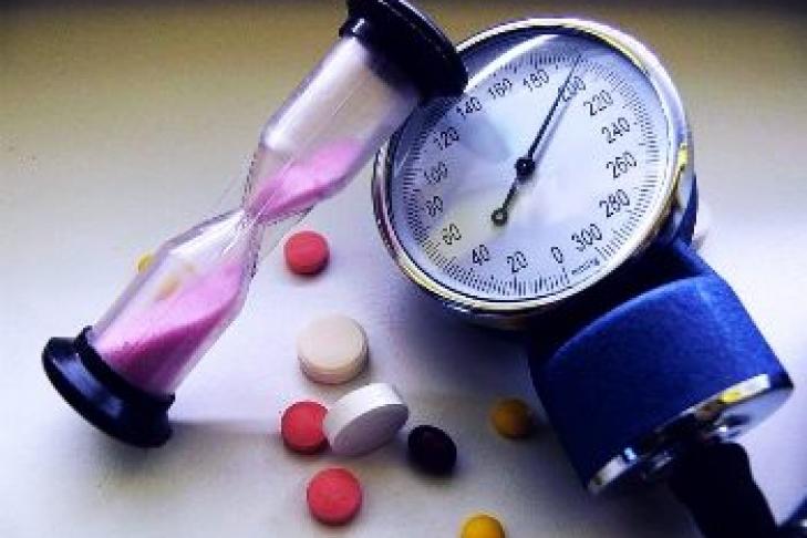 Гипертония может предотвратить развитие слабоумия— Ученые