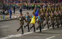 Порошенко показал, как военные готовятся к параду ко Дню независимости